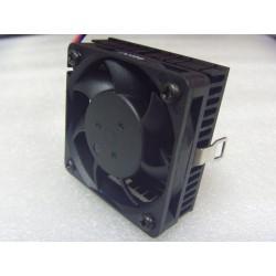 Ventilador de ensamble 12V de 5x5x1cm con disipador