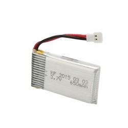 Bateria LI-PO 3.7V 650mAh