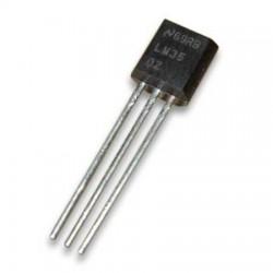 Sensor de temperatura análogo LM35