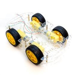 Plataforma Chassis 4WD