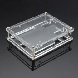 Caja acrílica para Arduino uno y leonardo
