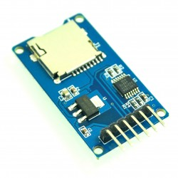 Tarjeta Micro SD para arduino