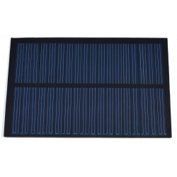 Panel Solar Ensamble 9V 150mA